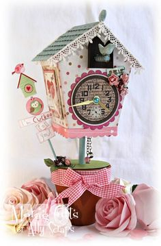 Cuckoo Clock 1 (459x700, 216Kb)