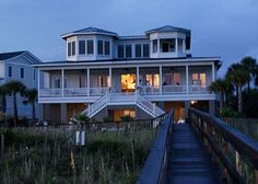 Isle of Palms, SC United States - 108 Ocean Blvd   Lady Poseidon (Private Pool and Heatable Spa)   East Islands Rentals