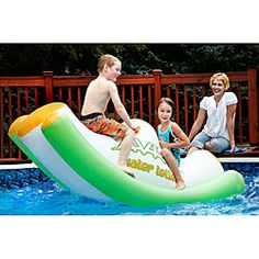 Introducing the highest quality, giant water trampolines this industry has ever seen. Commercial and residential water trampolines, fully customizable.  Ships free worldwide