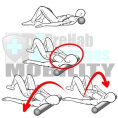 prehab-exercises-foam-rolling-the-suboccipital-triangle-head-and-neck-to-correct-forward-head-posture