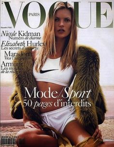Cover - Best Cover Magazine - Kate Moss by Mario Testino for Vogue Paris Best Cover Magazine : – Picture : – Description Kate Moss by Mario Testino for Vogue Paris -Read More – Vogue Magazine Covers, Fashion Magazine Cover, Fashion Cover, Vogue Covers, I Love Fashion, New Fashion, Trendy Fashion, Moss Fashion, High Fashion