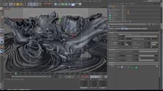CINEMA4d Tutorial #10 - make a daily render with x-particles3.5
