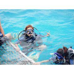 Great Barrier Reef世界自然遺産 スキューバダイビングしたよー 珊瑚が本当に美しかった こんな海は初めてでした #Australia #Cairns #2010 #GreatBarrierReef #自然遺産 #xmas #scubadiving  by worldtrip375 http://ift.tt/1UokkV2
