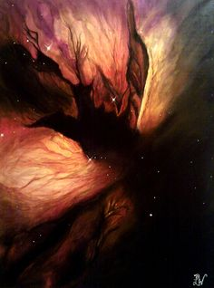 Flame Nebula; Dark Nebula.| Flame Nebula « Lucyjain's Blog