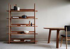 Tana Shelf in Tasi oak  - TIDE Design