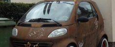 Cool Smart 2017 - Rust is not a crime! Hoe vet is deze Smart? Rat Look, Sub Zero, Smart Fortwo, Smart Car, Hoe, Rust, Crime, Cars, Color