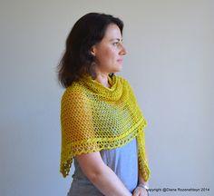 Ravelry: Bordertown pattern by Diana Rozenshteyn