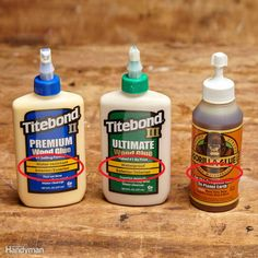Woodworking School Use Waterproof Glue for Outdoor Projects - Find the best wood glue and speed up your woodworking projects, improve the quality of glue connections and make your project look better. Small Woodworking Projects, Carpentry Projects, Small Wood Projects, Popular Woodworking, Woodworking Crafts, Woodworking Plans, Outdoor Projects, Diy Projects, Woodworking Furniture