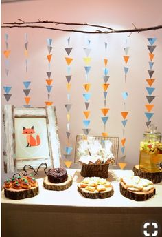 - Baby Shower To Do List . - Decorate Occasion Styling: Fox Themed Child Bathing … – Baby Shower To Do List - Baby Shower Tribal, Deco Baby Shower, Fiesta Baby Shower, Simple Baby Shower, Baby Boy Shower, Arrow Baby Shower, Baby Party, Baby Shower Parties, Baby Shower Themes