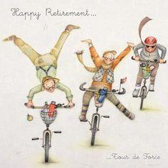 Cards » Happy Retirement » Happy Retirement - Berni Parker Designs