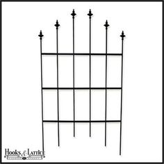 Turnberry Iron Trellis - 48in.W x 88in.H...no longer available