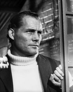 Robert Shaw - (b - 08/09/1927) Lancashire,England - died 08/28/1978 (51) 007, Jaws