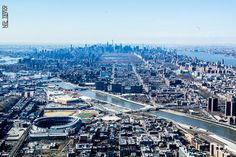 Yankee Stadium to Central Park by N1CT4YL0R, via Flickr