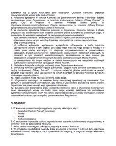 Konkurs Offowy Poznań 2/3