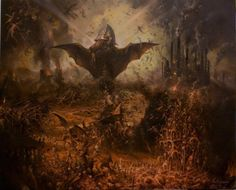 Visions from hell - Paolo Girardi