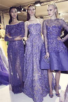 Elie Saab: Couture Spring 2014