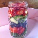 7 Recipes of Salad in a Jar