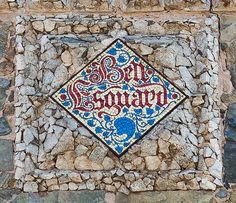 Casa Bellesguard ou Casa Figueras - 1900, Gaudi,  Barcelona ∞
