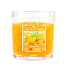 Mango Salsa Jar Candle (Set of 4)
