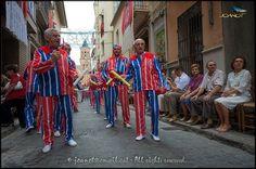 (180) La Muixeranga - Festes de la Mare de Déu de la Salut d'Algemesí (Ribera Alta) País Valencià ////