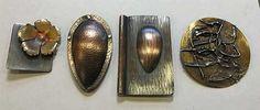 Pin or Brooch Backs | Nancy L T Hamilton