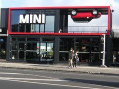 Mini Cooper   Ideas Dispenser - For fast, fuss-free and fresh ...