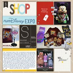 Run Disney Expo digi