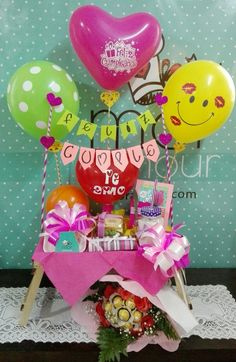 Ideas Para Fiestas, Pink Candy, Diy And Crafts, Centerpieces, Brunch, Chocolate, Box, Birthday, Party