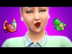 The Sims 4 || The NANNY Has Arrived! - YouTube