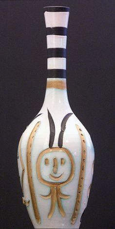 """Engraved Bottle"". 1954"
