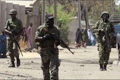 Nigerian Soldiers Missing In Combat After Boko Haram Attack