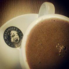 İlk kahvemiz! :)