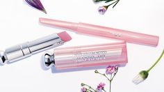 DIOR ADDICT LIP GLOW - SPRING 2016 LIMITED EDITION INSTANT NATURAL COLOR AWAKENING BALM AND CONTOUR COLOR REVIVER & FILLER