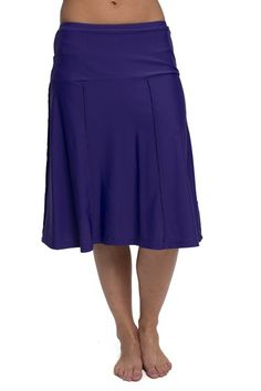 f0380d3215d86 Check out our Sea Breeze Figure Flattering Drop Waist Long Swim Skirt in  our gorgeous new
