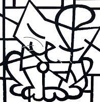 Educar com arte!!: Romero Britto pra colorir