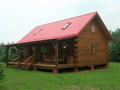 SMALL LOG HOME DESIGNS | Find house plans