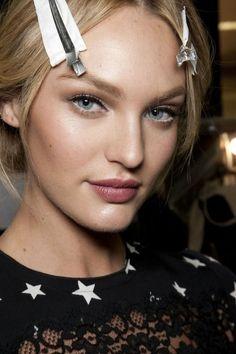 Candice Swanepoel...Makeup
