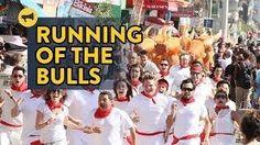 Running Of The Bulls #Prank In Venice Beach By Improv Everywhere - #funny #VeniceBeach