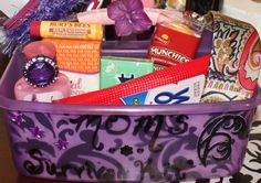 Expectant Mom: Hospital Survival Kit - need to remember these things!