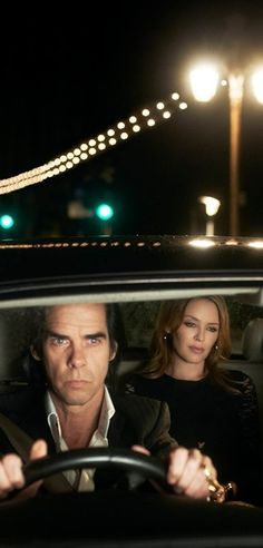 Nick Cave and Kylie in 20,000 Days on Earth