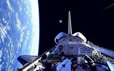 NASA Captures Bewildering Footage Of UFO Entering & Leaving Earth's Atmosphere http://www.collective-evolution.com/2015/12/17/nasa-captures-bewildering-footage-of-ufo-entering-leaving-earths-atmosphere/