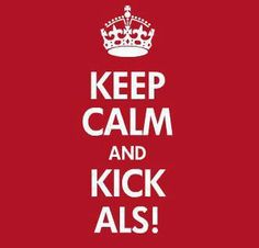 If you don't know what ALS is, STOP what you are doing right now! C'mon, you are on pinterest...you totally have a few minutes to learn about something important. Now go to you tube and watch the OFTEN AWESOME web series. Start with the first video, then >>>>>do what the red sign says!