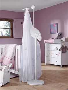 Flèche de #lit #cigogne #chambre bébé - Collection Printemps été ...