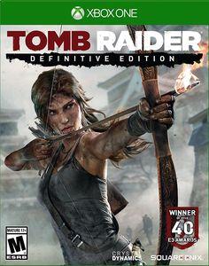 Tomb Raider Definitive Edition for Microsoft Xbox One