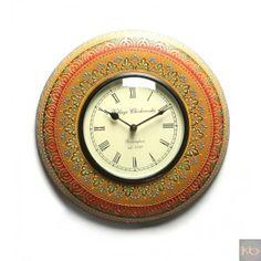 Kraftbuy designer Clock₹999 Home Decor Items, Clock, Antiques, Design, Watch, Antiquities, Antique, Clocks