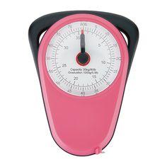 URID Merchandise -   Báscula manual para bagagem, rosa   7.44 http://uridmerchandise.com/loja/bascula-manual-para-bagagem-rosa/