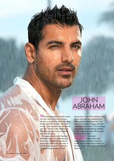 bollywood guys | People Magazine's Hottest Indian Men 2008 Scans | PINKVILLA