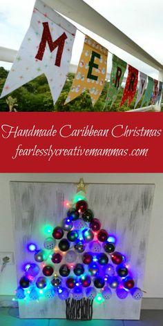 Handmade Caribbean Christmas sponsored by Riley Blake Designs
