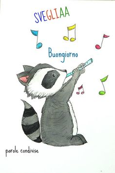 Drawn raccoon racoon - pin to your gallery. Explore what was found for the drawn raccoon racoon Art And Illustration, Raccoon Illustration, Musik Illustration, Cute Animal Drawings, Kawaii Drawings, Cute Drawings, Raccoon Drawing, Raccoon Tattoo, Cute Raccoon