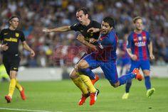 Las mejores imágenes del FC Barcelona 1-Atlético de Madrid 1